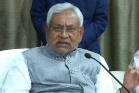 नीतीश कुमार ने की फरक्का बैराज बंद करने की मांग