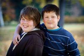 माता-पिता की वजह से 40 फीसदी बच्चों में होता है मोटापे का खतरा
