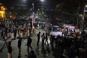 लाहौर में धमाका, DIG और SSP सहित 16 लोगों की मौत, 60 घायल