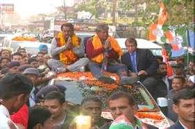 तस्वीरें: देखिए सीएम हरीश रावत ने अकेले ही चुनाव में कैसे संभाला मोर्चा
