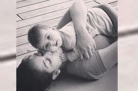 शाहिद कपूर ने शेयर की अपनी नन्ही परी 'मीशा' की पहली फोटो