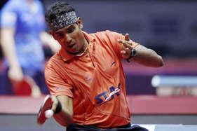 इंडिया ओपन: क्वार्टर फाइनल में पहुंचे शरत कमल, देसाई हुए बाहर