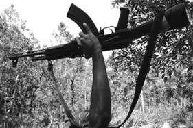 माओवादी विचारधारा और हिंसा से मोहभंग होने पर नक्सल दंपति ने किया सरेंडर
