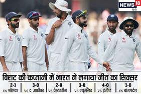 IND vs BAN: विराट की कप्तानी में टीम इंडिया की जीत का सिक्सर, बांग्लादेश को 208 रन से हराया