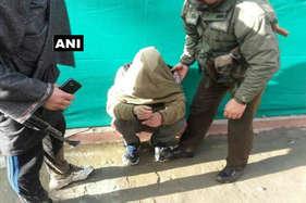 पुलवामा में हैंड ग्रेनेड के साथ आतंकी गिरफ्तार, सुरक्षा बलों को निशाना बनाने की थी कोशिश