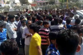 उदयपुरः मजदूर की मौत के बाद मचा बवाल, साढ़े 12 लाख रुपए में सुलझा