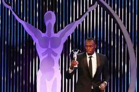 बोल्ट का एक और कमाल, रोनाल्डो-लेब्रोन को पीछे छोड़ जीता 'लॉरेस स्पोर्टमैन ऑफ द ईयर' खिताब