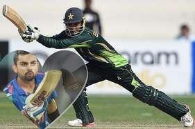 इस खूबसूरत पाकिस्तानी क्रिकेटर की है विराट कोहली जैसा बनने की चाहत