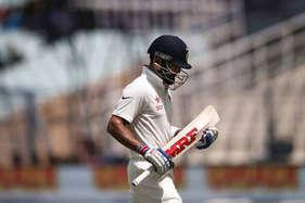 Ind vs Aus: टीम इंडिया को तीसरा झटका, कोहली बिना खाता खोले आउट