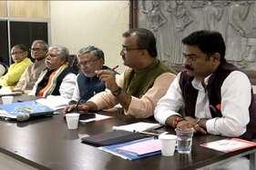पूरे बजट सत्र के दौरान सदन में हमलावर रहेगा विपक्ष, एनडीए की बैठक में बनी रणनीति