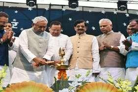 बिहार दिवस पर नीतीश ने बिहारियों को बताया 'ऑलराउंडर'