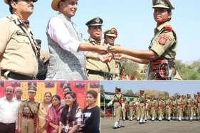 ये हैं BSF की पहली लेडी फील्ड ऑफिसर, ऑपरेशनल रोल में तनुश्री पारीक की एंट्री