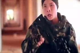 चीनी बच्चों को ट्रेनिंग दे रहा है आईएस, वीडियो वायरल