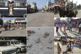 एमपीः खरगोन में धारा 144 लागू, चाकूबाजी के बाद बिगड़े हालात