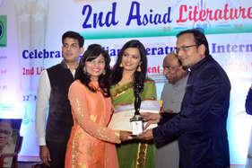 भारतीय चिकित्सा पद्धति को बढ़ावा देने के लिए खुशबू जैन को मिला नेशनल अवार्ड