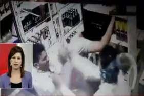 बदमाशों ने दुकानदार-सेल्समैन को पीटा, हजारों की नकदी भी छीनी