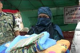 नक्सली ने किया सरेंडर, कहा- झीरम कांड में शामिल थे आंध्र-महाराष्ट्र के लोग