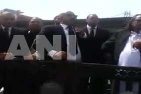गिलगिट-बाल्टिस्तान को पाक में मिलाने के खिलाफ पीओके में प्रदर्शन