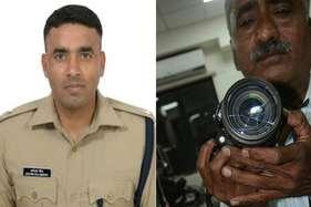 IPS की पोस्टिंग के पहले ही दिन बड़ी लूट, घटना को छिपाने कैमरा तोड़ने का आरोप