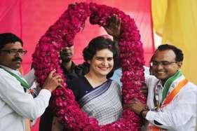 यूपी चुनाव की जुबानी, प्रियंका की कहानी, दो सभाएं और बस पांच मिनट का भाषण!