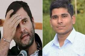 ये इंजीनियर चाहता है कि गिनीज बुक में दर्ज हो राहुल गांधी का नाम