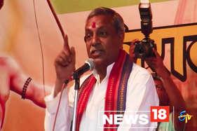 'जिसको राम जन्मभूमि हिंदुओं के हवाले करना स्वीकार नहीं, उनको भारत में रहने का भी कोई अधिकार नहीं'