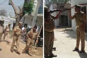 योगी राज में बदले-बदले नजर आ रहे हैं आईपीएस, आईजी भी चेक करने लगे बंदूक की नाल