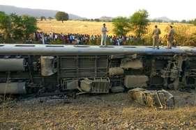 योगी सरकार ने किया महोबा ट्रेन हादसे में घायलों के लिए मुआवजे का ऐलान