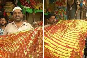 नवरात्र में एकता की मिसाल! मेरठ में मुसलमान की दुकान से आती है मां दुर्गा की चुनरी