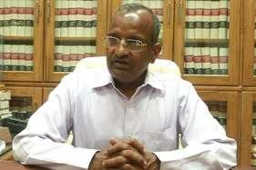 विधि आयोग के अध्यक्ष जस्टिस रवींद्र सिंह ने भेजा गवर्नर को अपना इस्तीफा