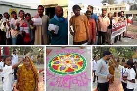 सातवें चरण में जमकर पड़ रहे वोट, युवाओं और महिलाओं में खासा उत्साह