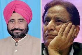 सीएम योगी के मंत्री ने दिया आजम खान को ये झटका