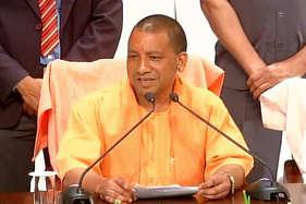 मुख्यमंत्री योगी की पहली प्रेस कॉन्फ्रेंस, बोले- बिना भेदभाव के करेंगे सबका विकास