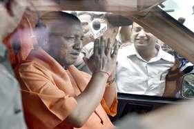 सीएम बनने के बाद आज पहली बार गोरखपुर में होंगे योगी