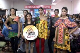 जयपुर की अर्पिता ने बढ़ाया देश का मान, बनीं लंदन फैशन वीक की विजेता