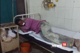 जबलपुर में निर्माणाधीन पुल गिरने से 8 मजदूर घायल