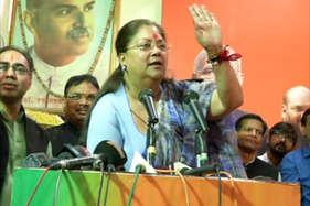 'यूपी में मोदी की लहर नहीं आंधी थी, अब कार्यकर्ता करें राजस्थान की तैयारी'