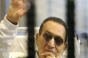 मिस्र के पूर्व राष्ट्रपति होस्नी मुबारक रिहा