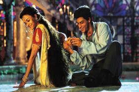 अमेरिका के सिनेमाघरों में दिखाई जाएगी शाहरुख की 'देवदास' और 'वीरजारा'