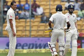 IND vs AUS: बेंगलुरु टेस्ट के तीसरे दिन की 5 खास बातें