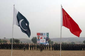मोदी से घबराए चीन-पाक, साथ मिलकर बनाएंगे बैलेस्टिक मिसाइल और फाइटर जेट