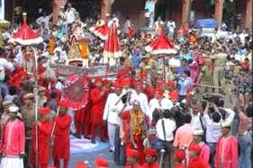 शाही अंदाज में गुरुवार को निकलेगी गणगौर की पारंपरिक सवारी