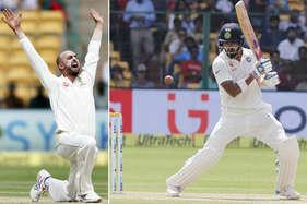 टीम इंडिया 189 रन पर ऑलआउट, ऑस्ट्रेलिया ने बनाए 40/0 रन