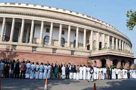 पहली बार संसद में मनेगा हिंदू नववर्ष का उत्सव, कलश से हो रही सजावट!