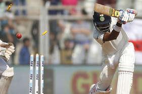 जब नाथन लायन की गेंद पर लोकेश राहुल बोल्ड होकर भी रहे नॉटआउट!