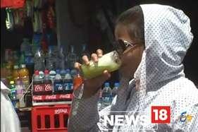 प्यास बुझाने के नाम पर धड़ल्ले से मीठे 'जहर' की बिक्री
