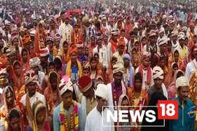 इस जरूरी रस्म को पूरा किए बिना ही शिवराज सरकार ने करा दी गरीबों की शादी