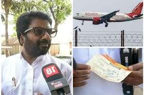 शिवसेना सांसद की दबंगई, प्लेन में एयर इंडिया के अधिकारी को सैंडल से पीटा