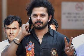 श्रीसंत इस टीम में कर सकते हैं वापसी, हाई कोर्ट ने दिया बीसीसीआई को नोटिस