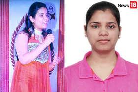 बीएसएफ की पहली महिला अफसर बनी बीकानेर की बेटी तनुश्री, राजनाथ ने दी बधाई